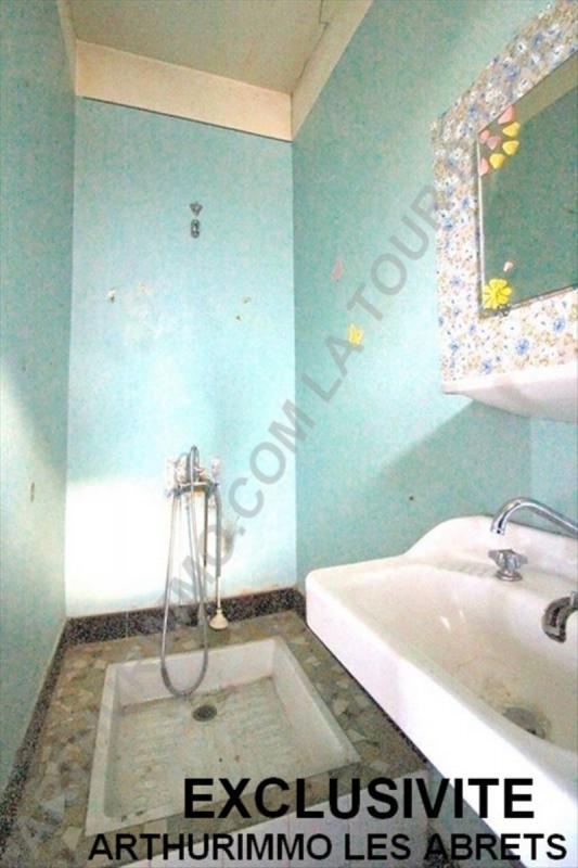 Sale house / villa Le pont de beauvoisin 110000€ - Picture 7