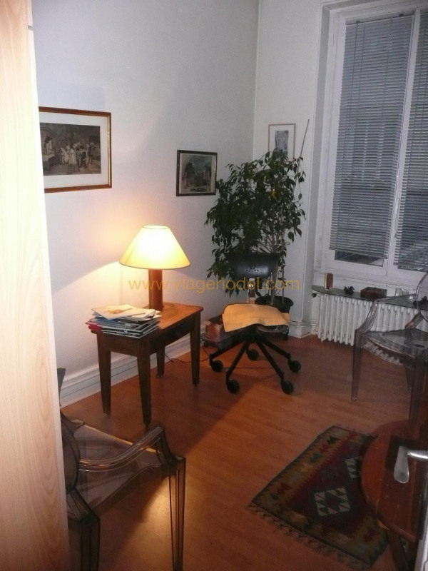 Life annuity apartment Paris 12ème 175 000€ - Picture 2