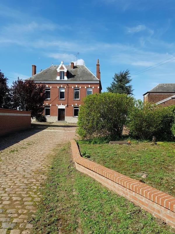 Sale house / villa Cantaing sur escaut 261250€ - Picture 1
