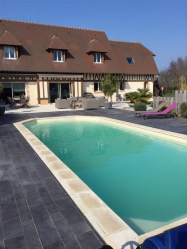 Verkauf von luxusobjekt haus Equemauville 852800€ - Fotografie 2