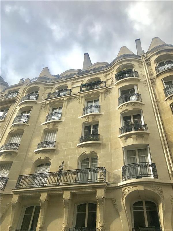 Sale apartment Paris 17ème 55000€ - Picture 1