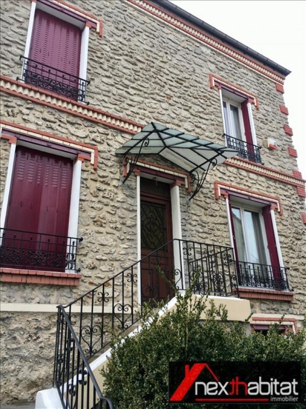 Vente maison / villa Les pavillons sous bois 448000€ - Photo 1