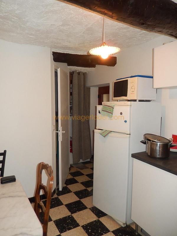 Vendita nell' vitalizio di vita appartamento Berre-les-alpes 28400€ - Fotografia 3