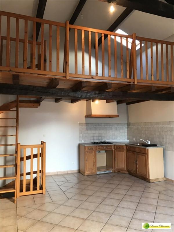 Rental house / villa Gond-pontouvre 480€ CC - Picture 2