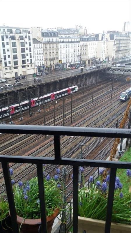 Locação apartamento Paris 17ème 1090€ CC - Fotografia 3