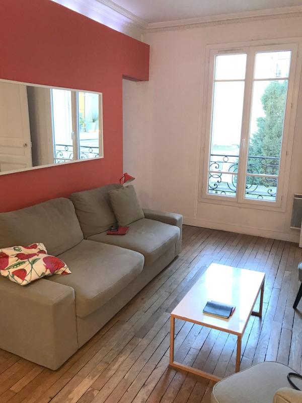 Vente appartement Paris 15ème 495000€ - Photo 2