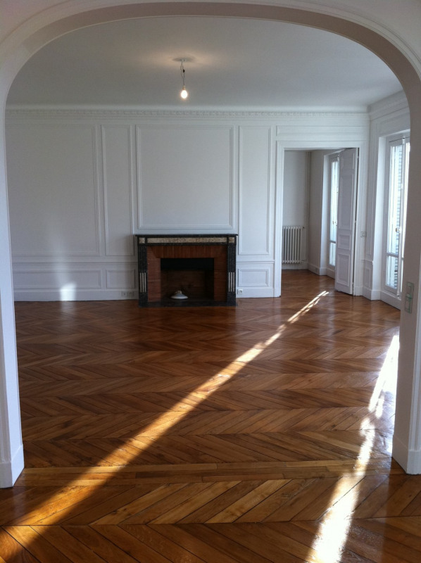 Rental apartment Paris 8ème 4 499€ CC - Picture 3