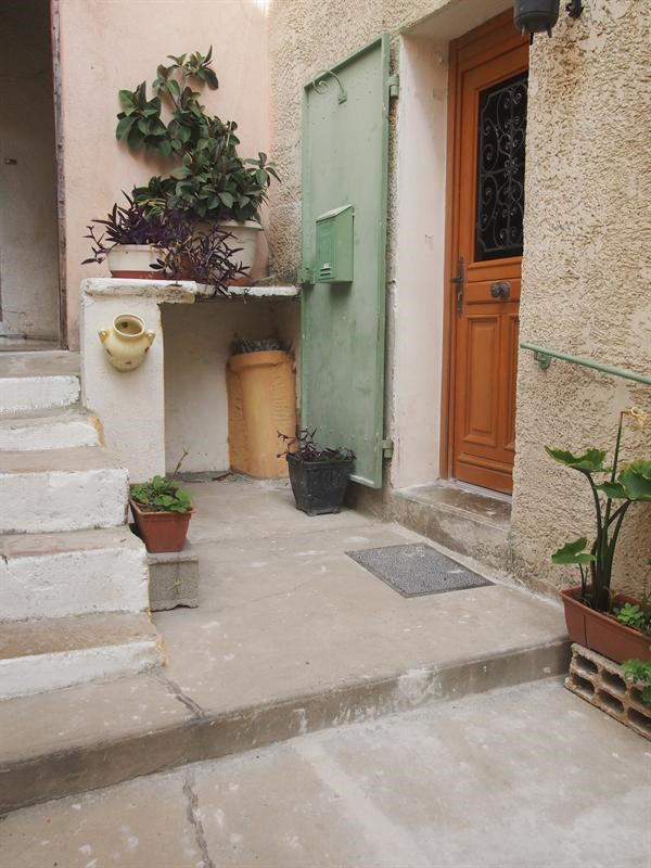 Location vacances appartement Bandol 360€ - Photo 1