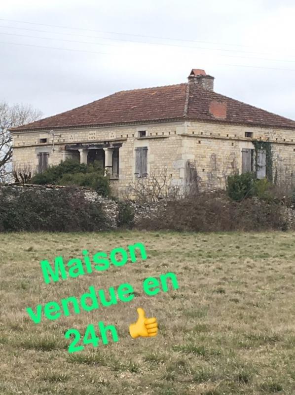 Vente maison / villa Cahors 80000€ - Photo 1