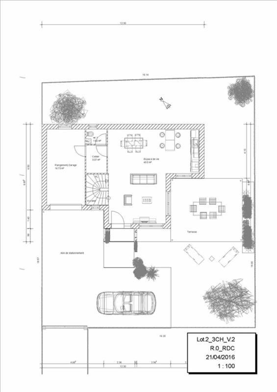 Sale house / villa Orgeval 407860€ - Picture 2