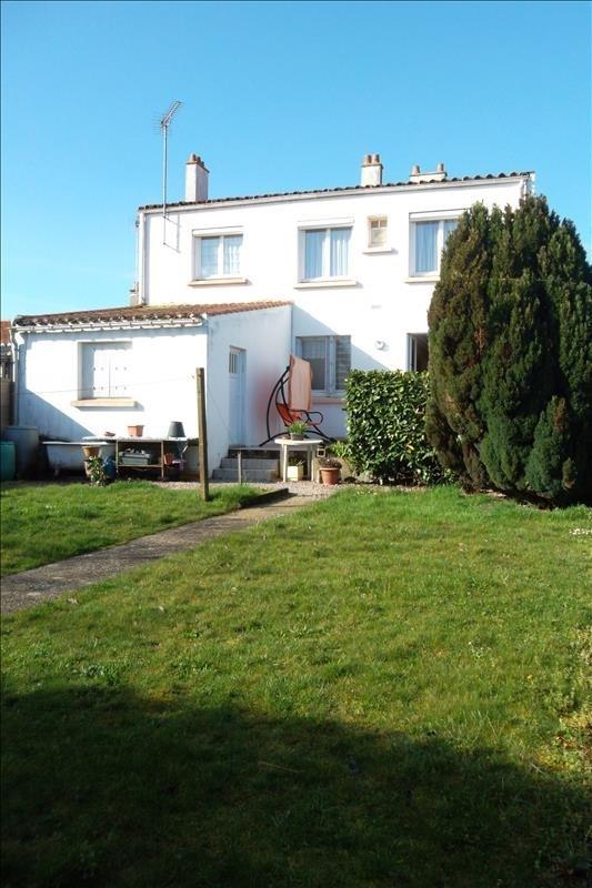 Vente maison / villa La genetouze 149100€ - Photo 1