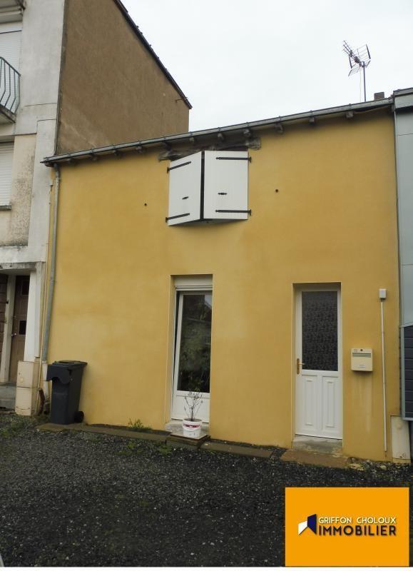 Vente maison / villa Villedieu la blouere 98800€ - Photo 1