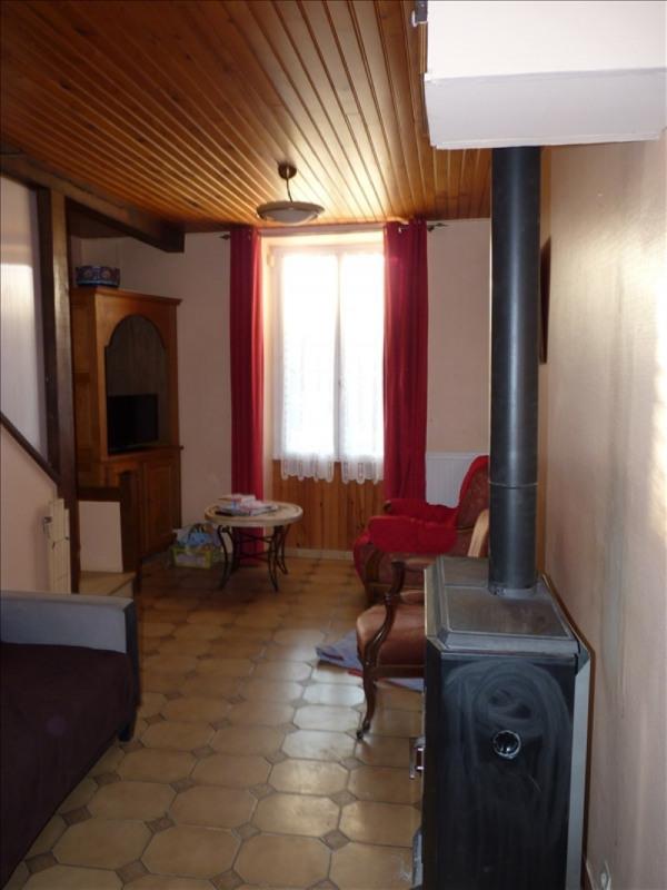 Vente maison / villa Vendrest 159000€ - Photo 3