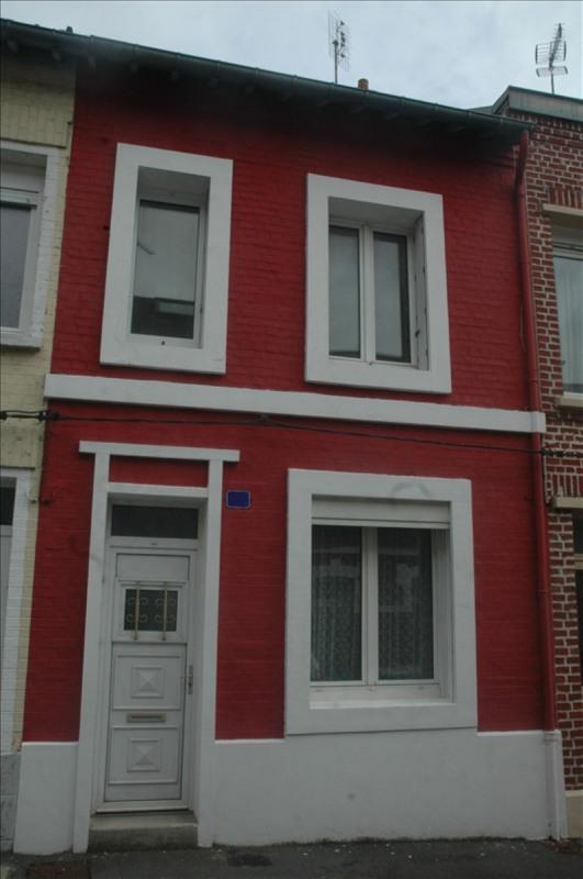 Vente maison / villa St quentin 107000€ - Photo 1