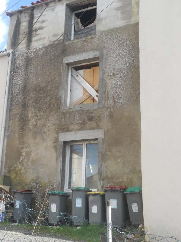 Vente maison / villa Niort 44000€ - Photo 1