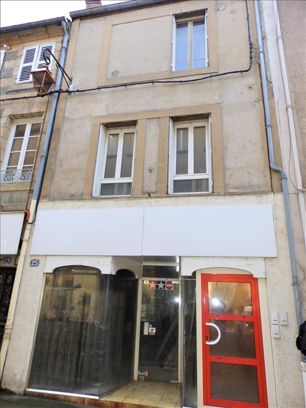 Sale building Moulins 117000€ - Picture 1
