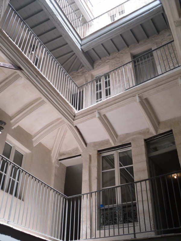Rental apartment Nimes 649€ CC - Picture 9