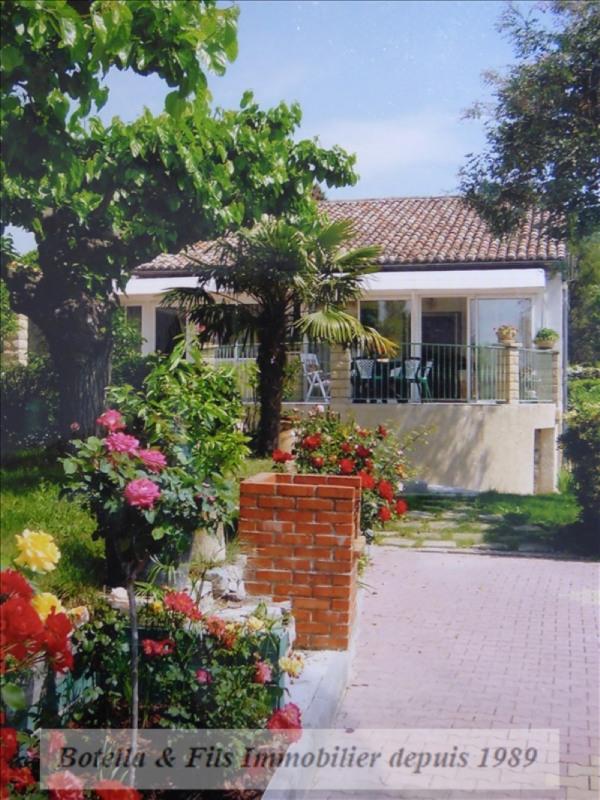 Sale house / villa Barjac 473700€ - Picture 9