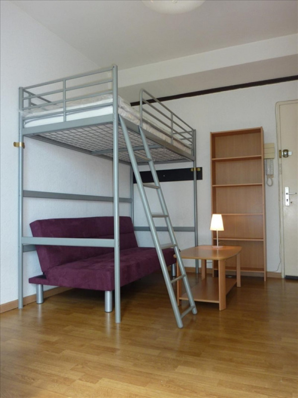 Rental apartment Strasbourg 370€ CC - Picture 1