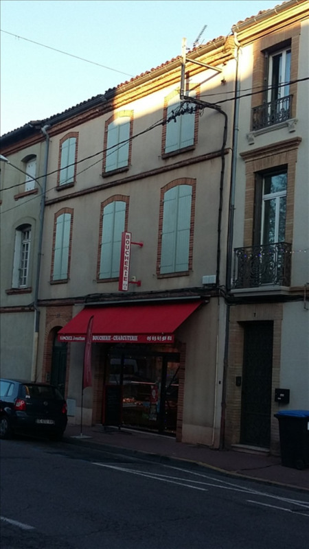 Investment property building Montauban 336 000€ - Picture 1