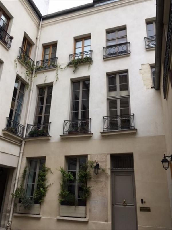 Rental apartment Paris 4ème 550€ CC - Picture 2