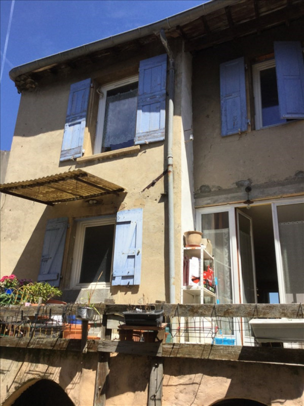 Vente maison / villa Erome 87 000€ - Photo 1