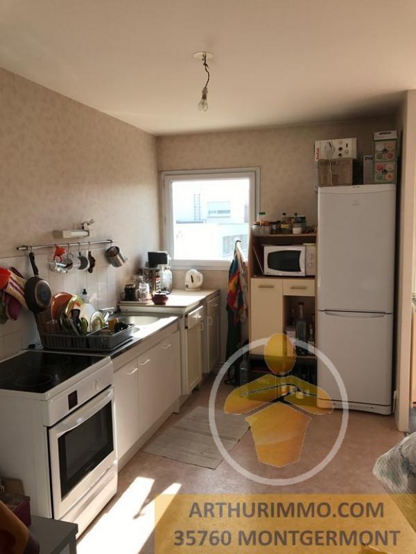 Produit d'investissement appartement Rennes 155700€ - Photo 3