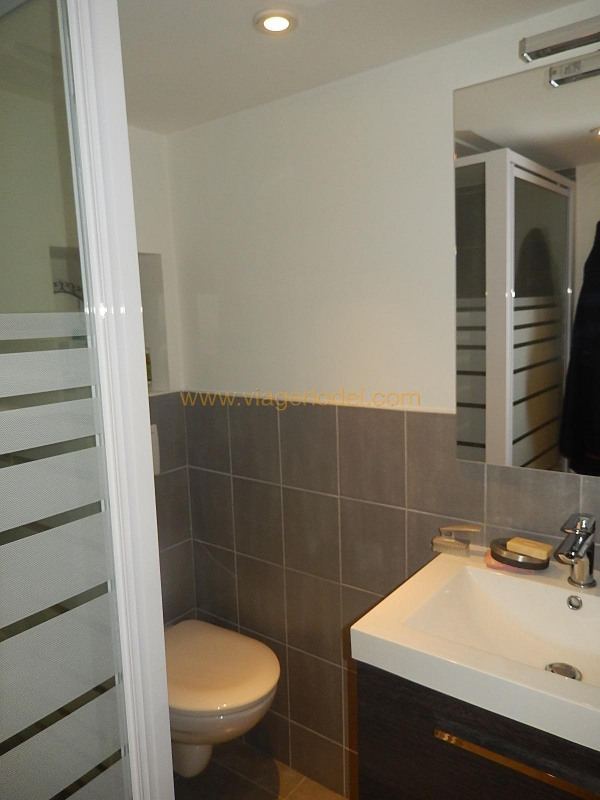 Life annuity apartment Berre-les-alpes 28 400€ - Picture 6
