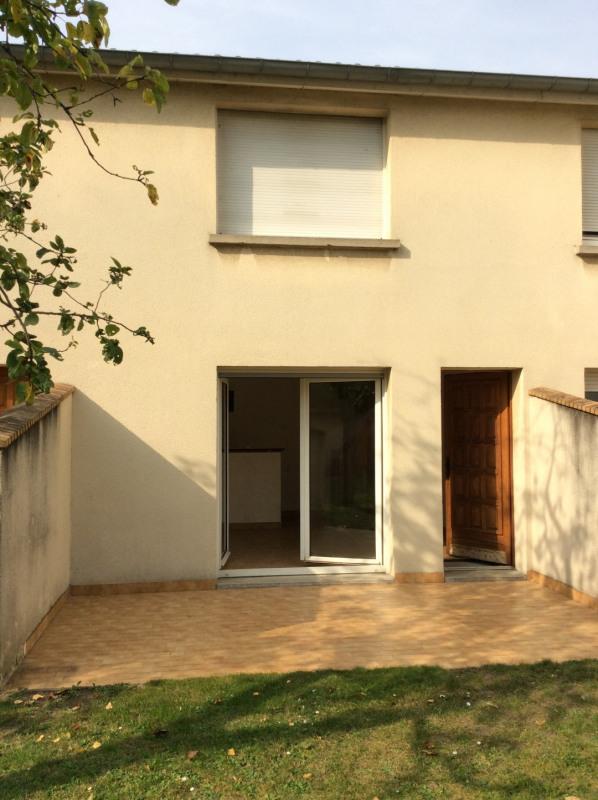 Rental apartment Nanterre 890€ CC - Picture 1
