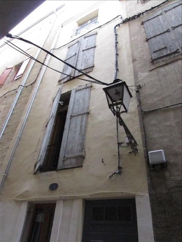 Sale building Beziers 85000€ - Picture 1