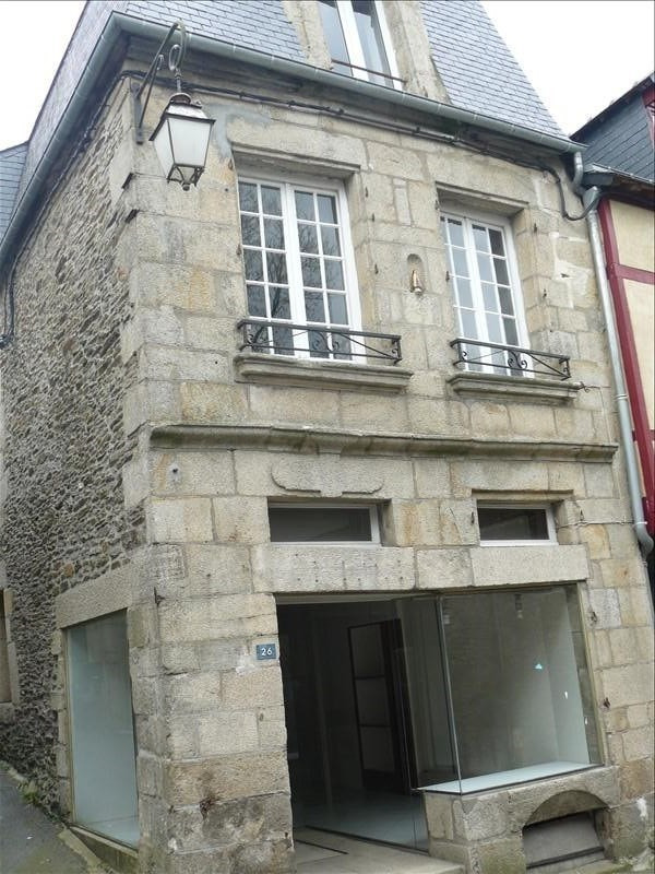 Rental house / villa Josselin 500€ CC - Picture 1