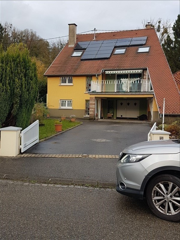 Vente maison / villa Lobsann 258000€ - Photo 1