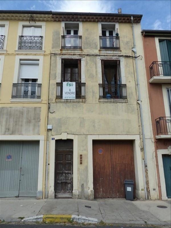 Sale house / villa Beziers 132000€ - Picture 1