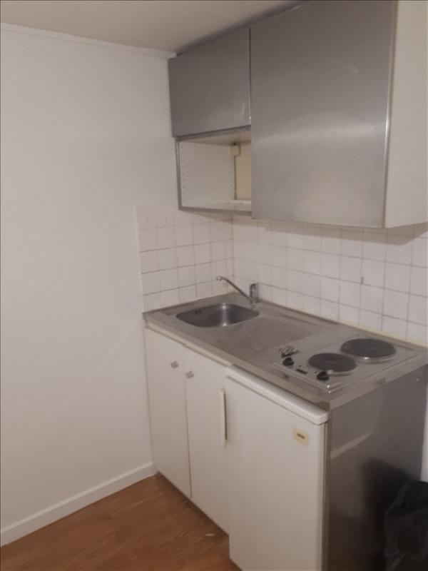 Rental apartment Paris 3ème 790€ CC - Picture 2