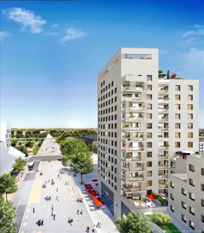 Vente appartement Toulouse 356000€ - Photo 3