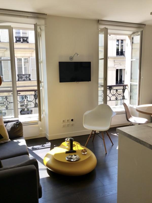 Sale apartment Paris 9ème 435000€ - Picture 2