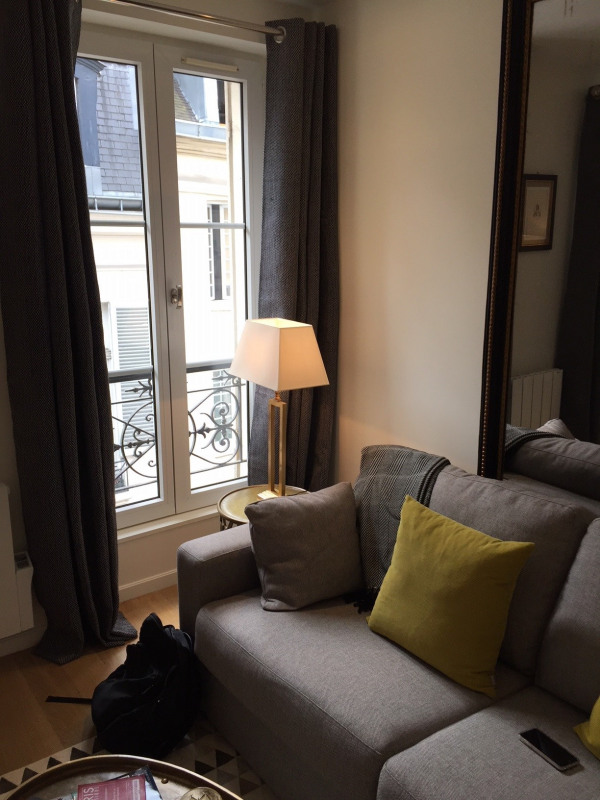 Location temporaire appartement Paris 6ème 1 880€ CC - Photo 2
