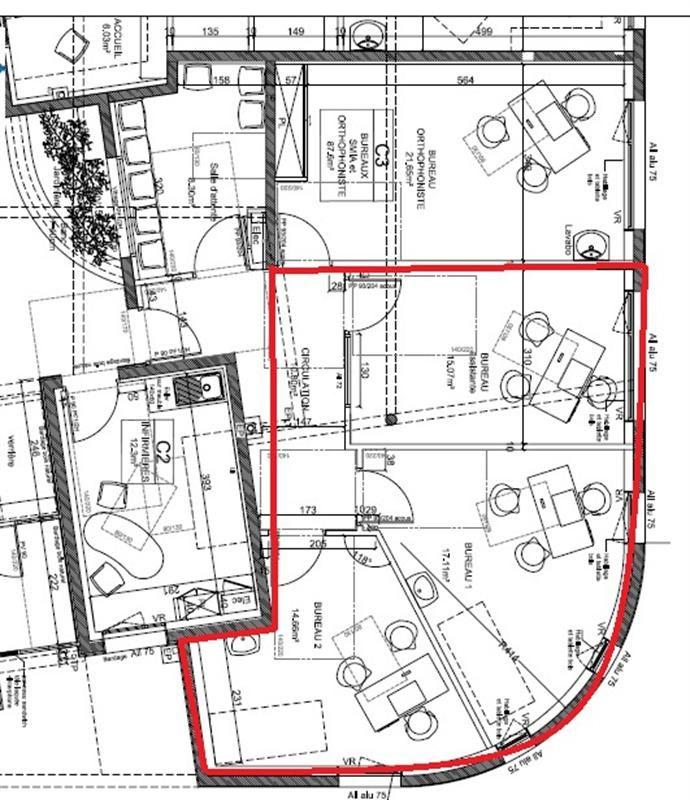 Location Local commercial Pellouailles-les-Vignes 0