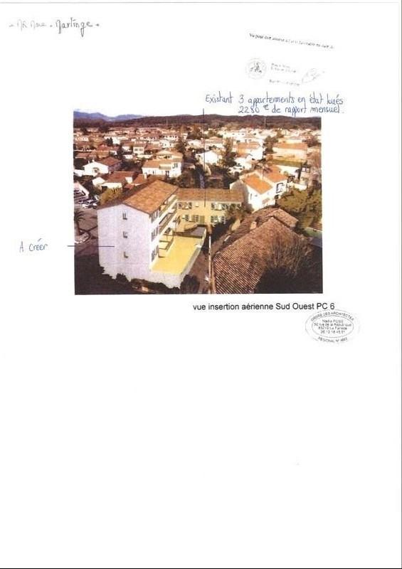 Verkoop  flatgebouwen La crau 450000€ - Foto 4