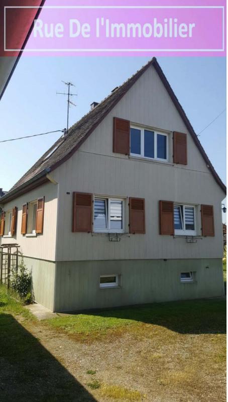 Vente maison / villa Herrlisheim 261900€ - Photo 2