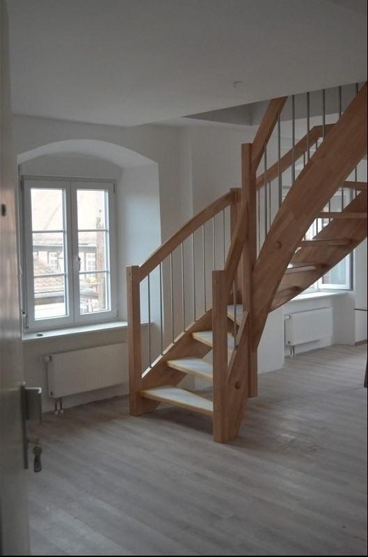 Rental apartment Lauterbourg 670€ CC - Picture 1