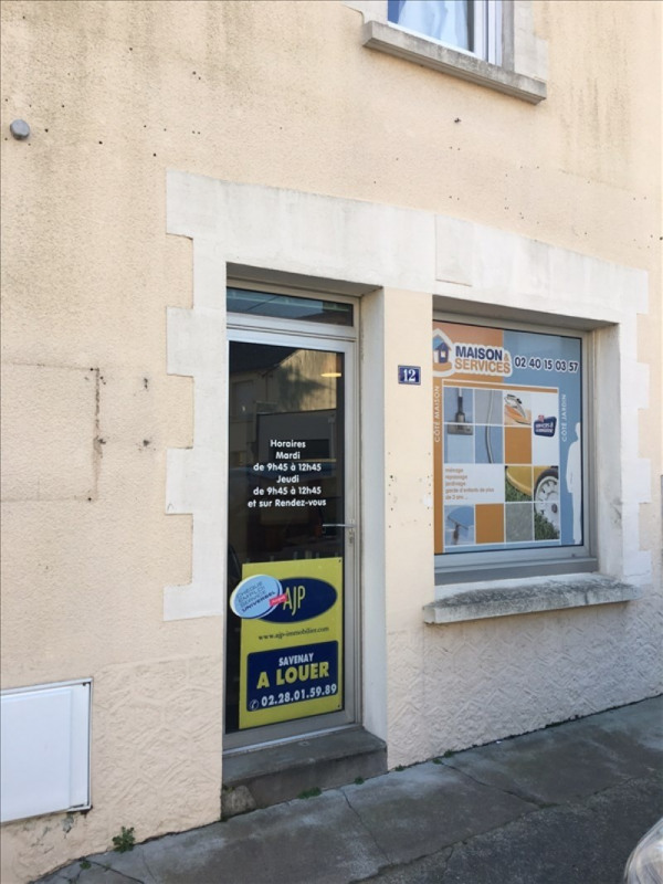 Location local commercial Savenay 500€+chHT - Photo 5
