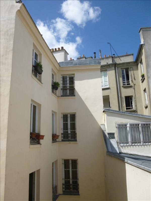 Sale apartment Paris 2ème 99000€ - Picture 3