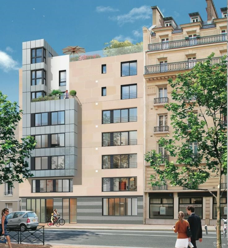N 6 programme immobilier neuf paris 15 me propos for Immobilier neuf idf