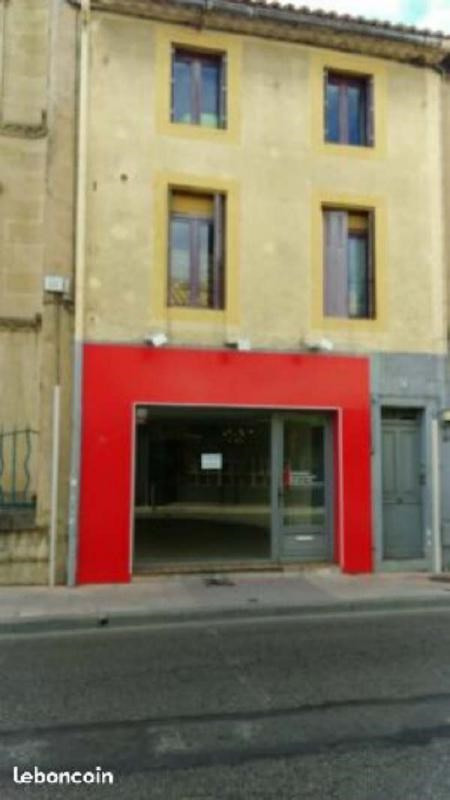 Venta  tienda Bagnols sur ceze 89000€ - Fotografía 1