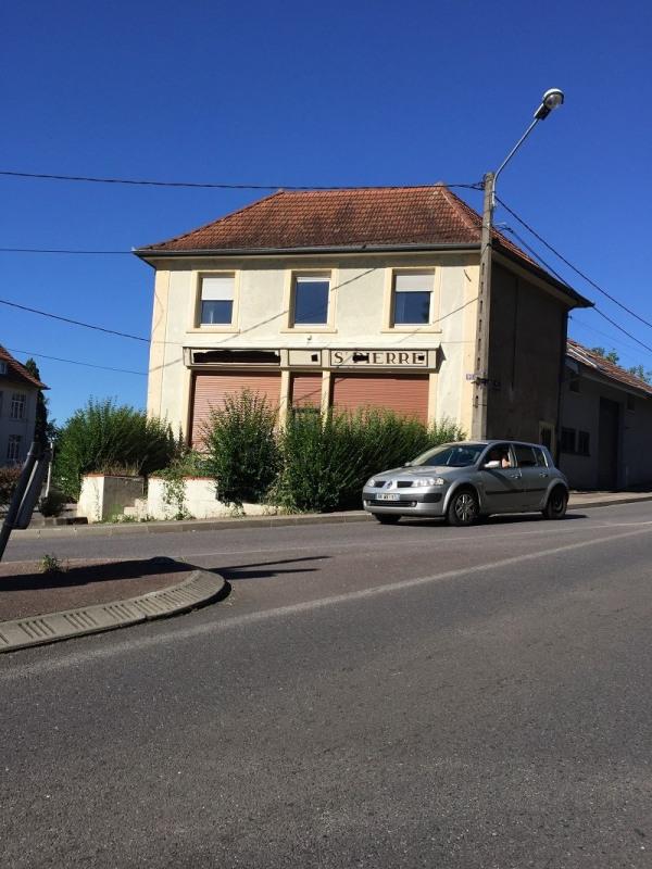 Vente Local commercial Metz 0