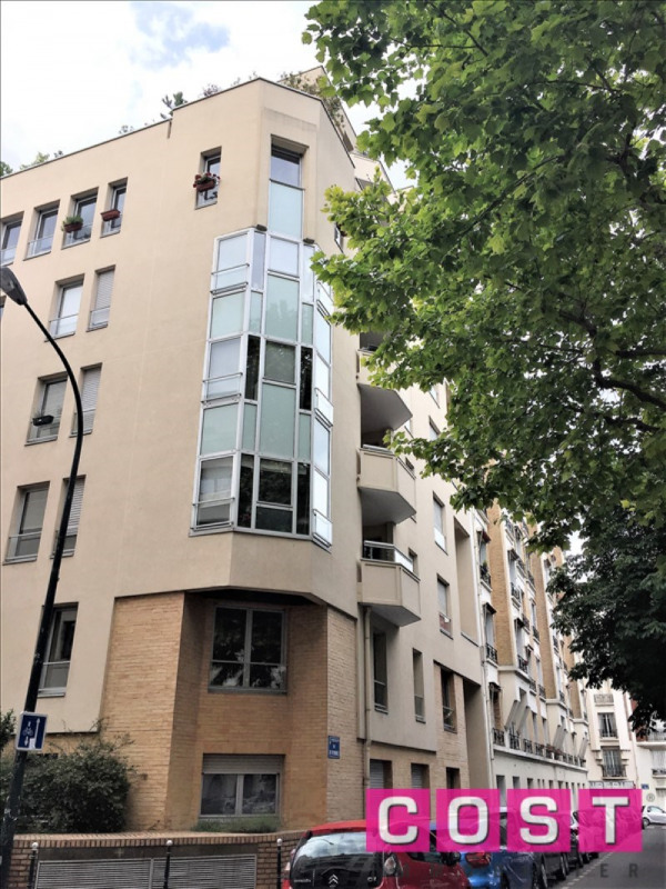 Venta  apartamento Asnieres sur seine 192200€ - Fotografía 1