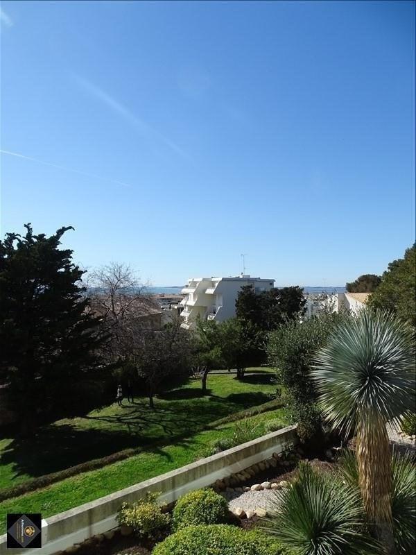 Vente appartement Sete 340000€ - Photo 1