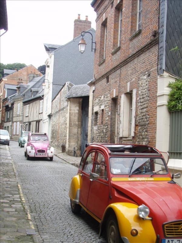 Venta de prestigio  casa Honfleur 245000€ - Fotografía 3