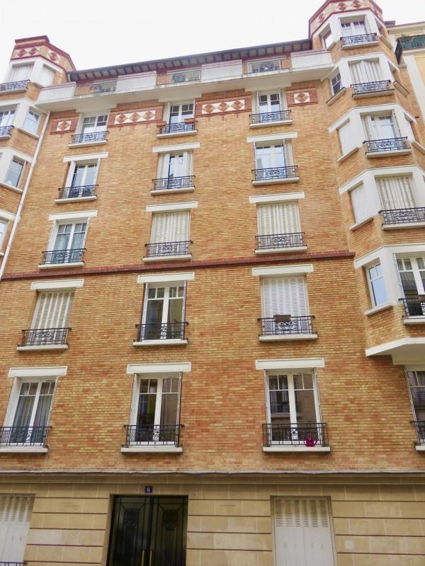 Rental apartment Paris 18ème 540€ CC - Picture 4